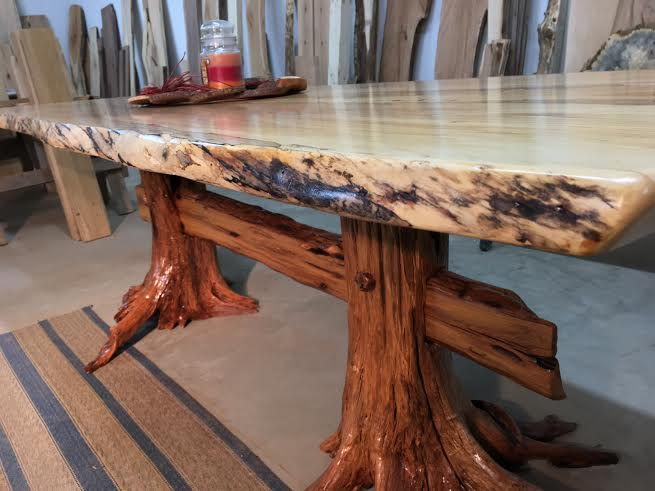2015 testimonials projects for Live edge wood projects