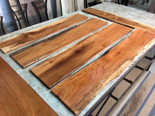 Reclaimed Salvaged Lumber Reclaimed Solid Cherry Ohio