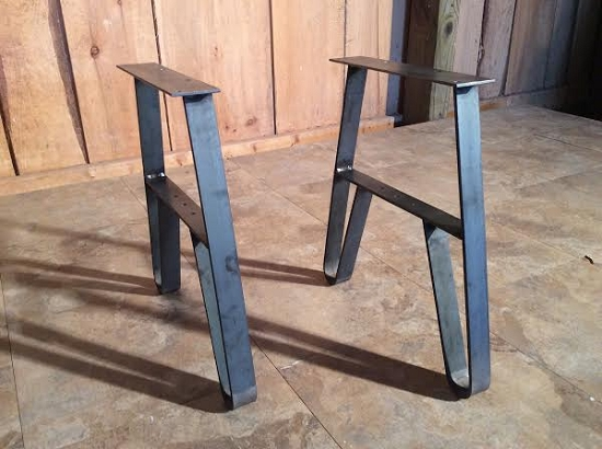 Metal Table Legs For Sale Ohiowoodlands Metal Bench Legs Bench Table Legs Coffee Table Legs