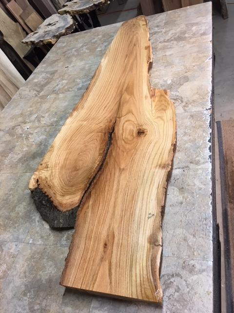 Live Edge Wood For Sale Pin Oak Lumber Live Edge Lumber