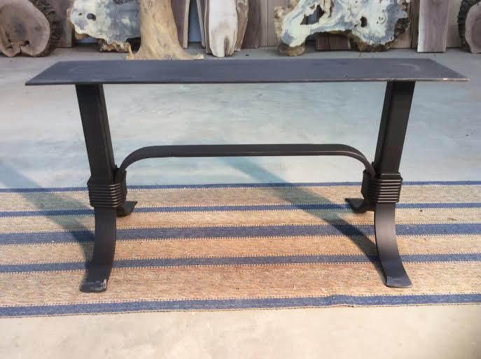 Ohiowoodlands Coffee Table Base. Steel Coffee Table Legs. Accent Table  Base. Coffee Table Legs. Metal Sofa Table Legs. Coffee Table Legs.