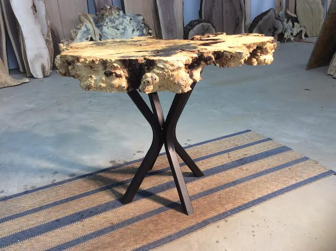 Ohiowoodlands End Table Base. Steel Accent Table Legs. Accent Table Base. End  Table Legs. Metal Sofa Table Legs. Live Edge Table Bases.