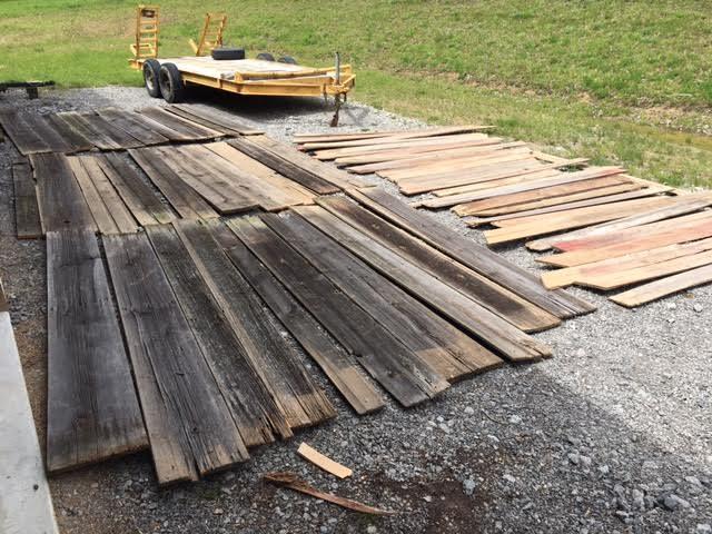 0 - Reclaimed Salvaged Lumber. Reclaimed Pine/oak Barn Siding. Ohio