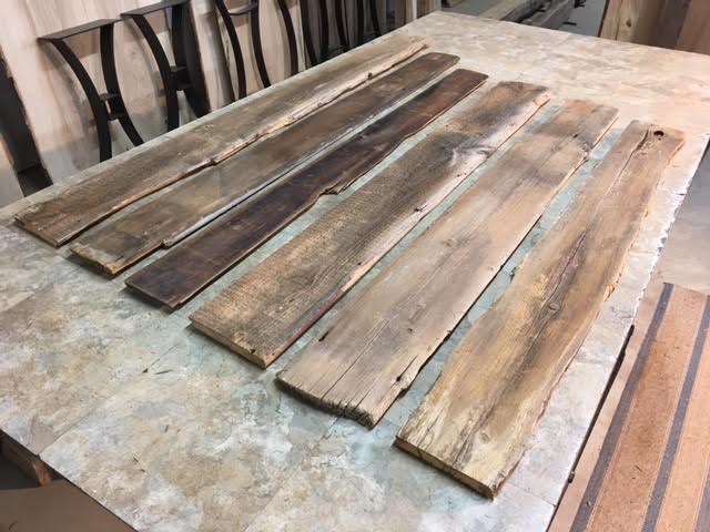 Reclaimed barn lumber pine siding ohio
