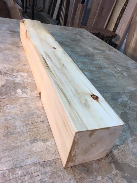 Solid Aspen Lumber Mantel Lumber Beam For Sale Aspen