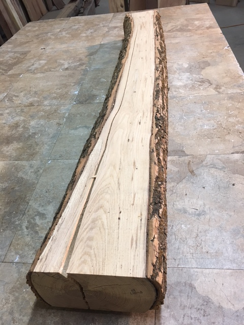 Thick Ash Lumber For Sale At Ohio Woodlands Salvaged Ash