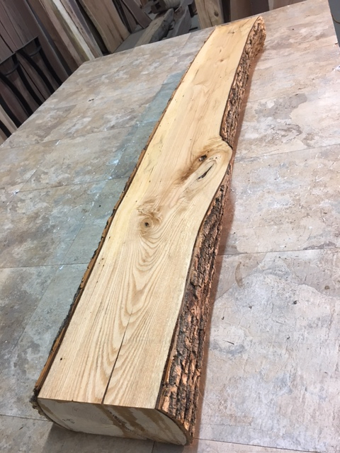 Thick ash lumber for sale at ohio woodlands salvaged ash for 3 inch thick wood slab