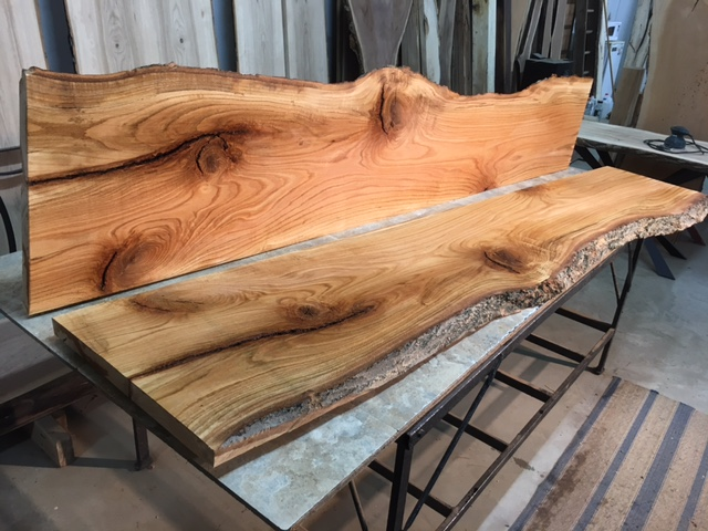 Live Edge Oak Table Slabs Live Edge Pin Oak Lumber Oak