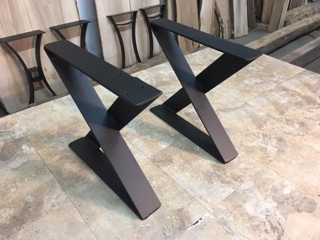 Ohiowoodlands Coffee Table Base Steel Coffee Table Legs