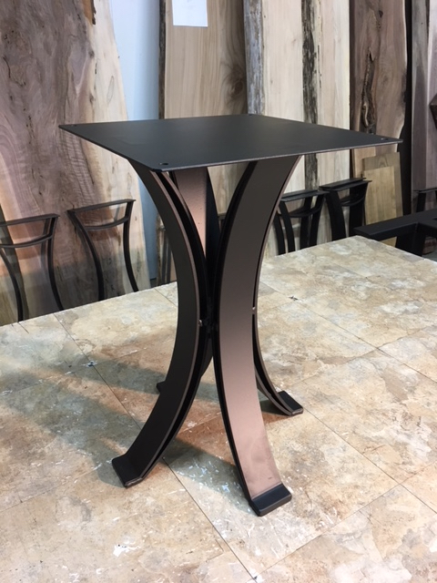 Ohiowoodlands End Table Base Steel Accent Table Legs