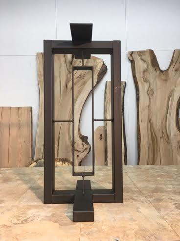 Steel Pedestal Table Base For Sale Ohiowoodlands Metal