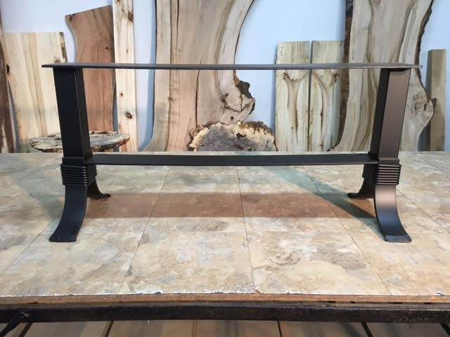 Ohiowoodlands Coffee Table Base. Steel Coffee Table Legs. Accent Table Base.  Coffee Table Legs. Metal Sofa Table Legs. Coffee Table Legs.