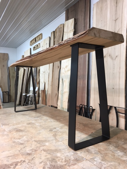 Ohiowoodlands Sofa Table Base Steel Sofa Table Legs