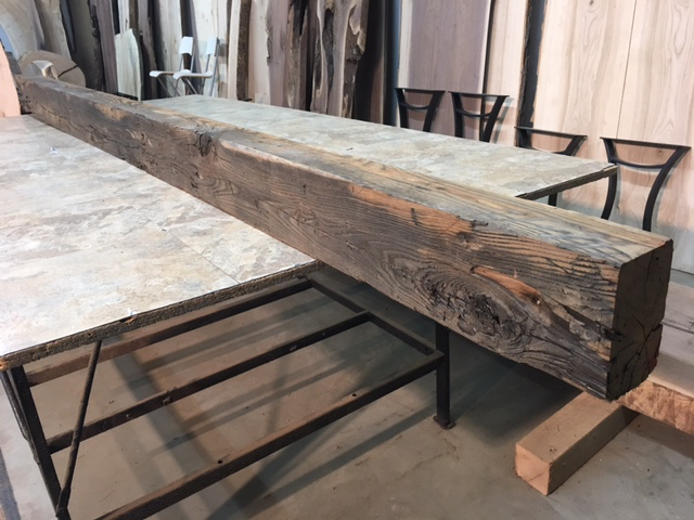 Reclaimed Salvaged Lumber Reclaimed Wormy Chestnut Ohio