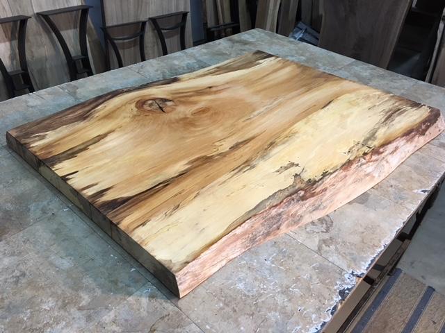 Live Edge Wood Vanity Sycamore Vanity Lumber Live Edge