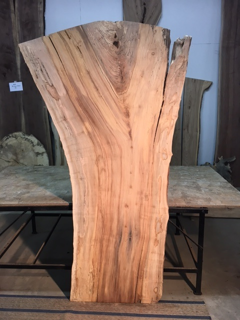 Wormy Maple Wood ~ Live edge maple slabs spalted