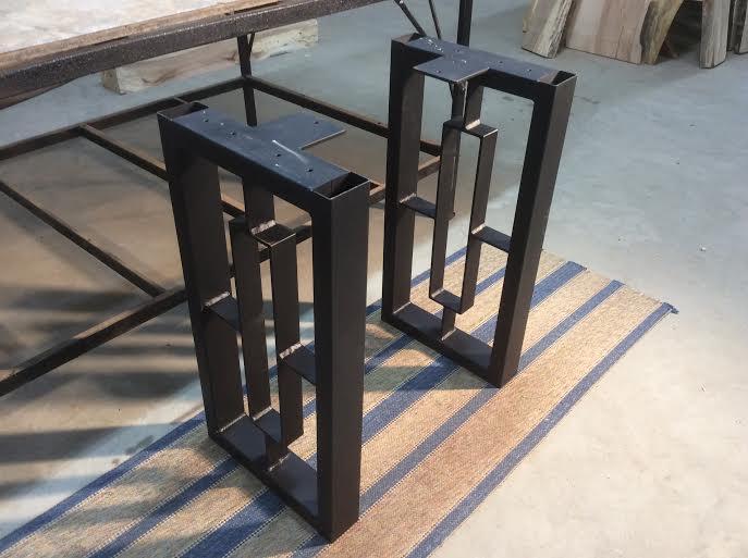Steel Table Legs For Sale Ohiowoodlands Metal Table Legs