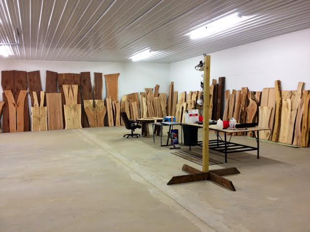 Live Edge Wood Slabs For Sale At Ohiowoodlands Live Edge