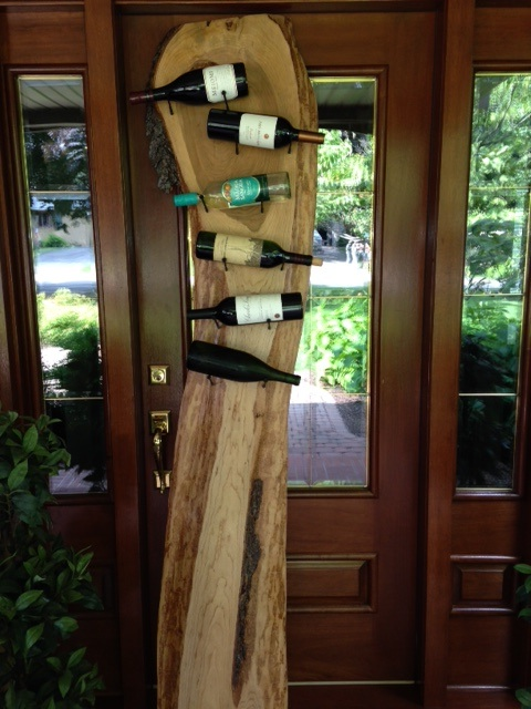Jared Coldwell Of Ohio Woodlands Specializes In Live Edge