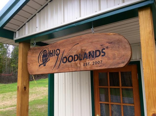 Visit Ohio Woodlands For Live Edge Wood Slabs Live Edge