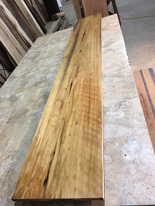 Figured Yellow Poplar Lumber For Sale Ohio Woodlands