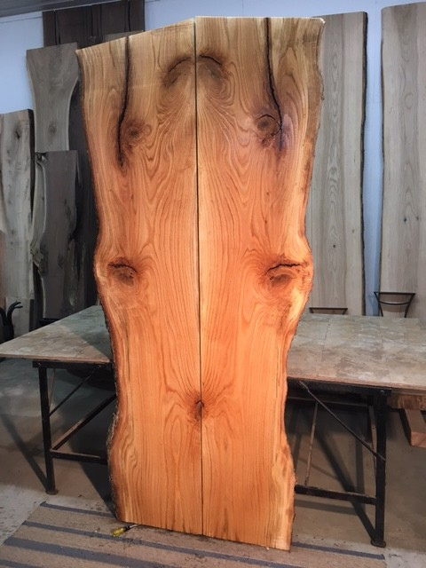 Live Edge Oak Table Slabs Live Edge Pin Oak Lumber Oak