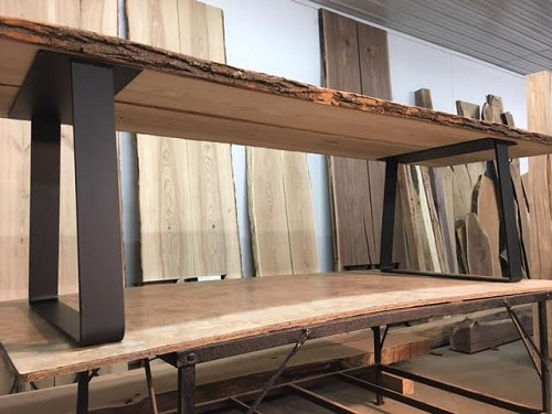 Tall Kitchen Table Rustic