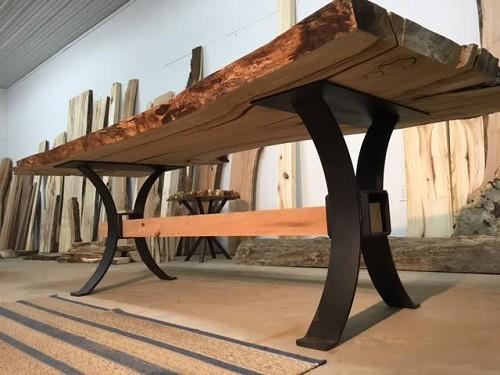steel dining table base ohiowoodlands metal table legs dining table legs dining table base. Black Bedroom Furniture Sets. Home Design Ideas
