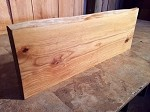 "31  7/8"" X 11.5"" TO 11.25"" X 1  5/8"" FIGURED ASH LUMBER! ASH SLAB! FIGURED BEAUTIFUL LUMBER! R-123"