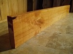 "82"" X 9"" X 2  1/8"" CHERRY MANTEL LUMBER! FIGURED CHERRY! FIGURED BEAUTIFUL LUMBER! W-105"