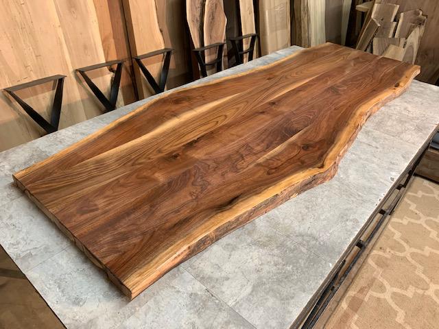 Ohio Woodlands Offers Pefc Certified Hardwoods Live Edge