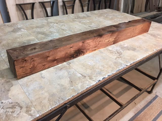 Solid Walnut Lumber Mantel Lumber Beam For Sale Walnut