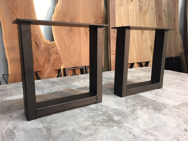 Tremendous Steel Table Legs For Sale Ohiowoodlands Metal Bench Legs Andrewgaddart Wooden Chair Designs For Living Room Andrewgaddartcom